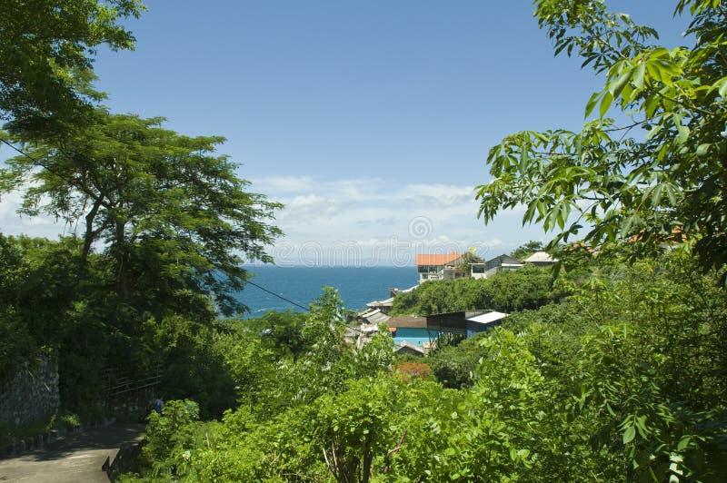 巴厘岛, Uluwatu 库存照片