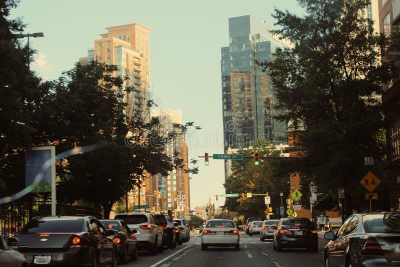 巴尔的摩市 免版税库存图片