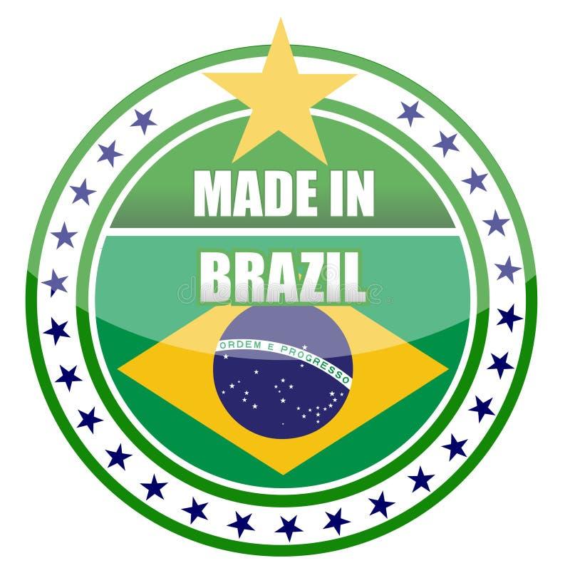 巴西做 皇族释放例证