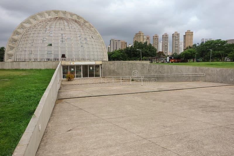 巴西圣保罗:洛博斯公园别墅,兰花 库存图片