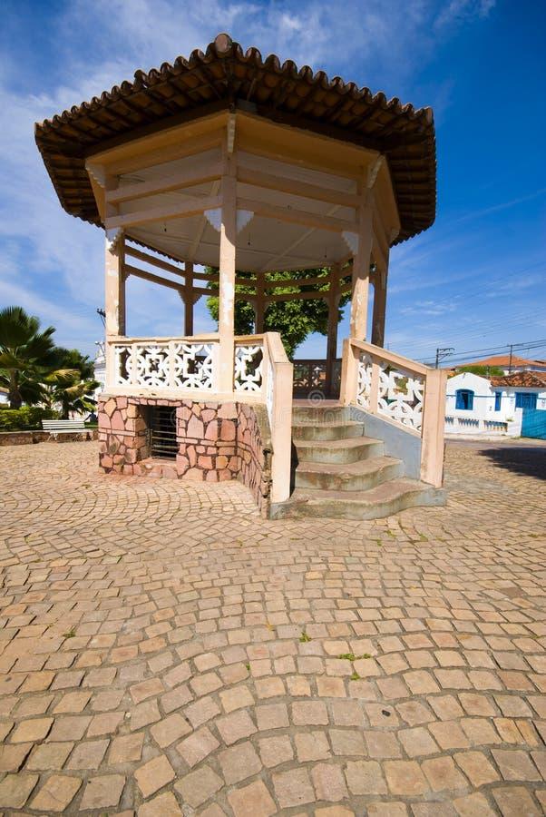 巴西lencois 库存图片