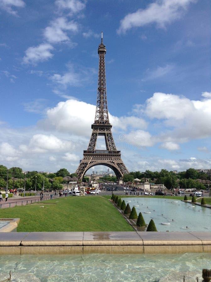 巴黎effal塔 免版税库存照片