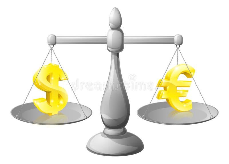 货币称概念 皇族释放例证
