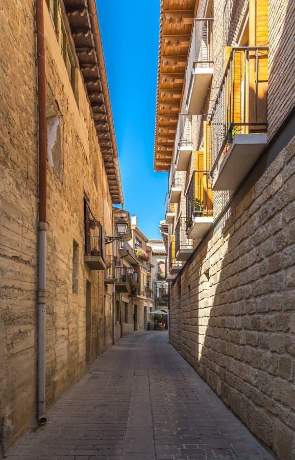 市圣塞瓦斯蒂安在西班牙 免版税库存照片