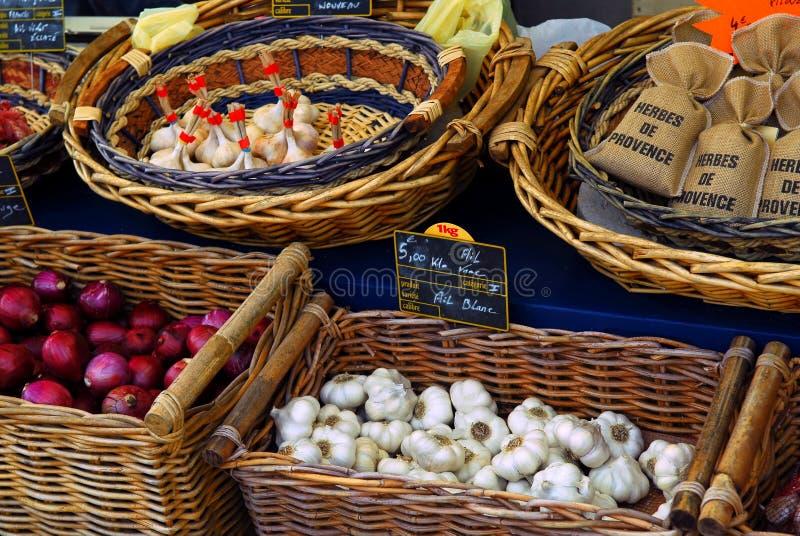 市场蔬菜 库存图片