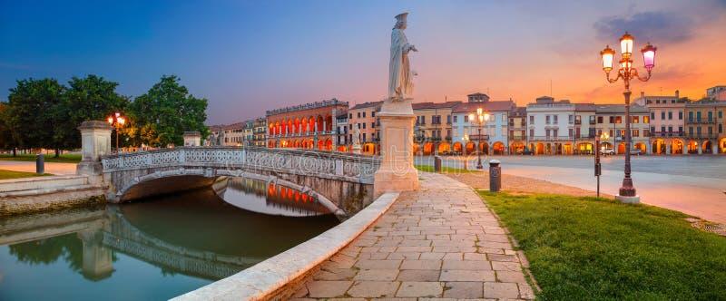 市帕多瓦,意大利 免版税图库摄影