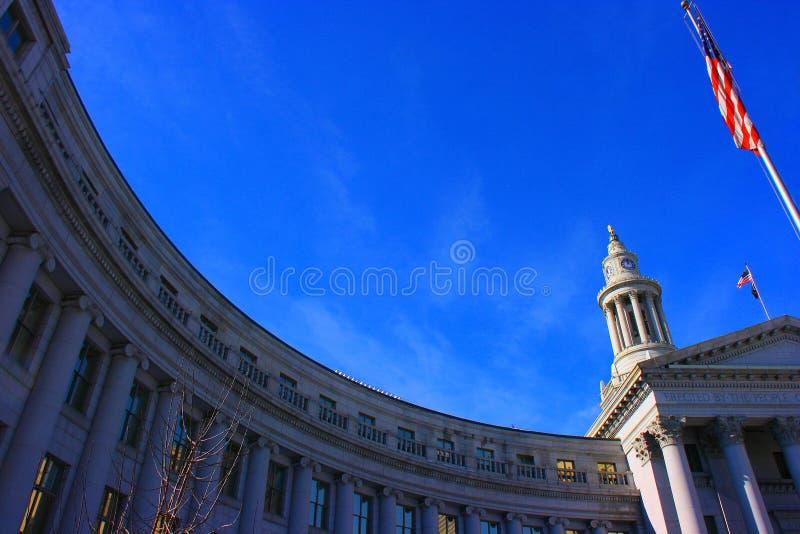 市政厅 图库摄影