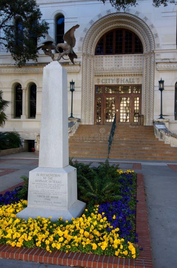 市政厅 免版税库存照片