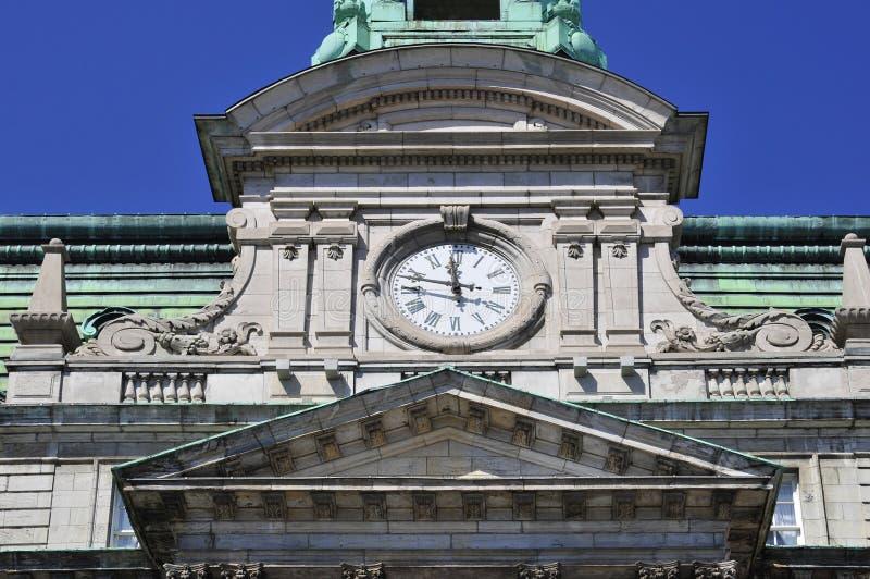 市政厅 库存照片