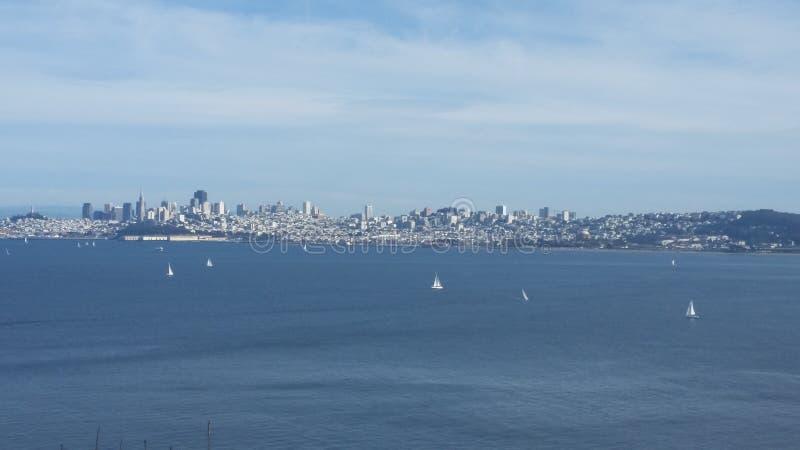 市旧金山 图库摄影