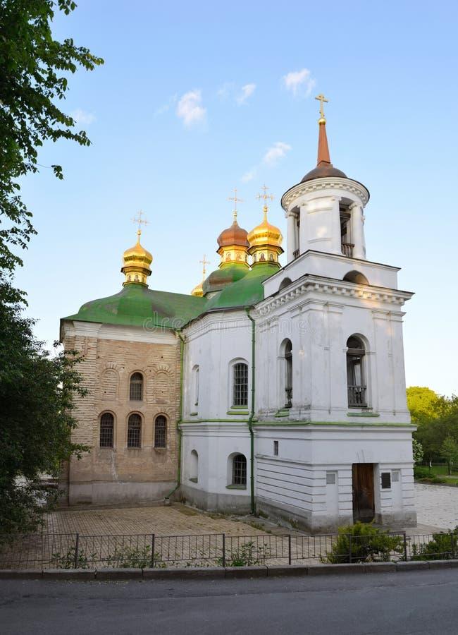 市的创建者埋葬地方莫斯科 免版税库存图片