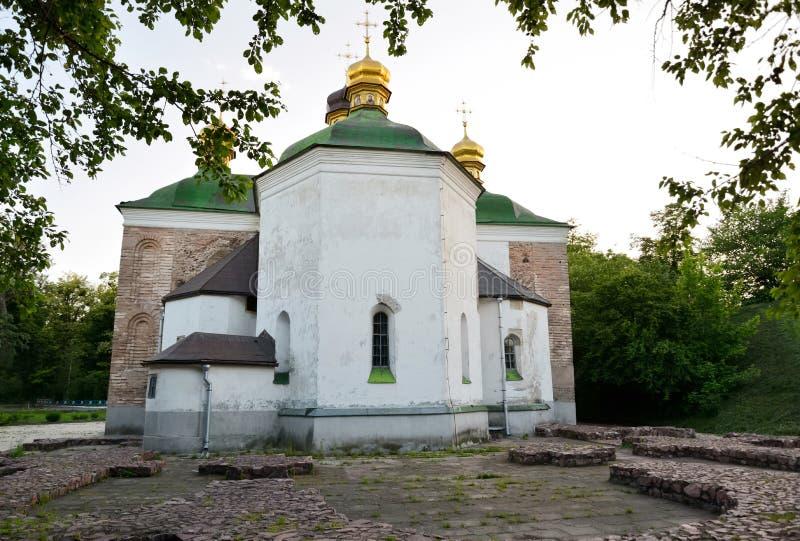 市的创建者埋葬地方莫斯科 免版税库存照片