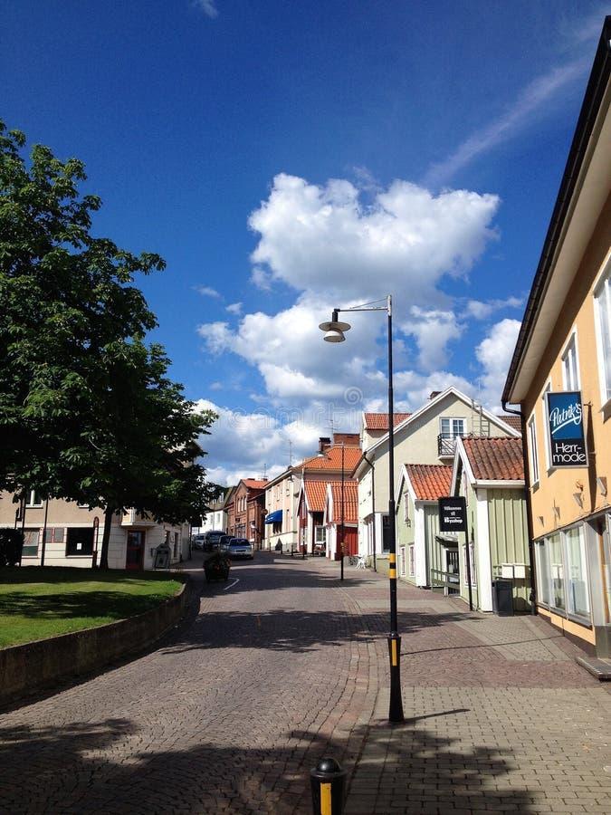 市MönsterÃ¥s 7 免版税库存图片