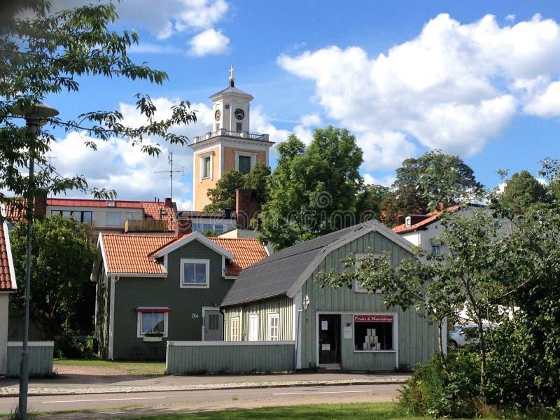 市MönsterÃ¥s 9 库存图片