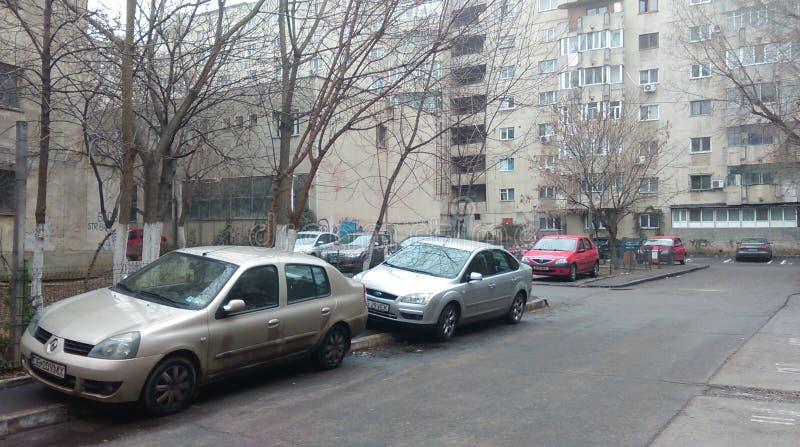 布加勒斯特,罗马尼亚 免版税库存照片