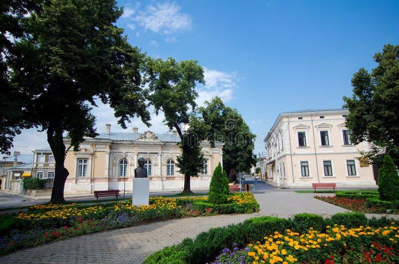 布勒伊拉-历史的中心 免版税图库摄影