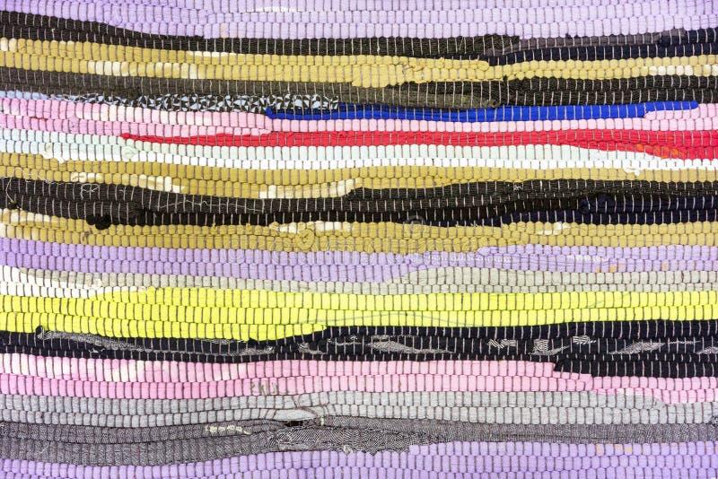 布地毯  补缀品地毯纹理和背景  库存图片