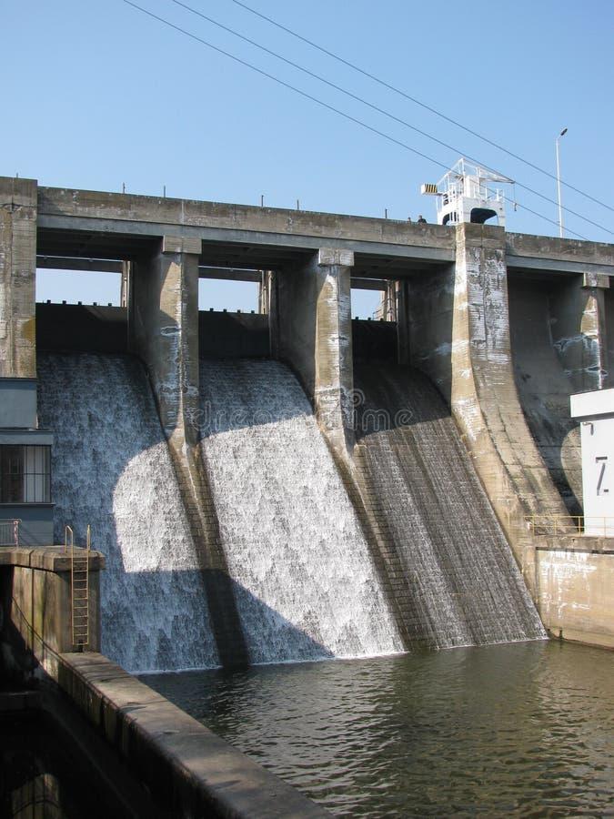 布尔诺水坝在捷克 免版税库存照片