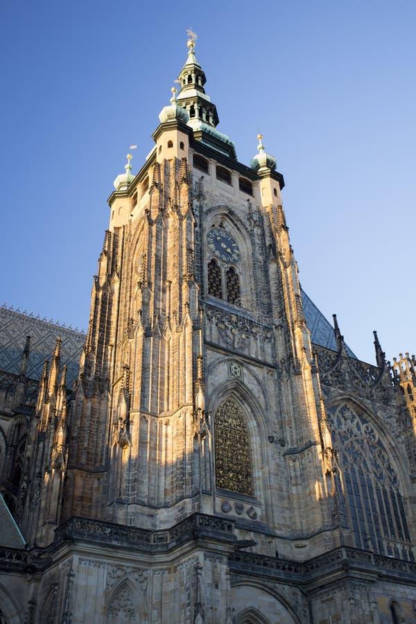布拉格城堡 免版税库存图片