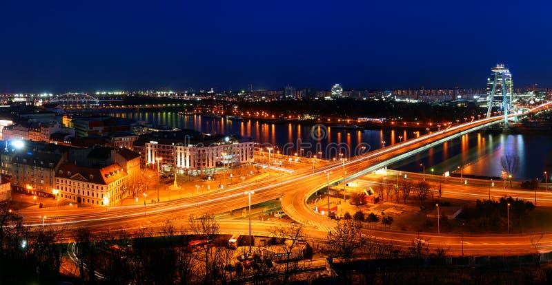 布拉索夫cityspace 免版税库存照片