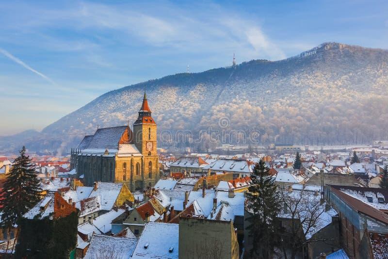 布拉索夫,罗马尼亚 免版税库存照片