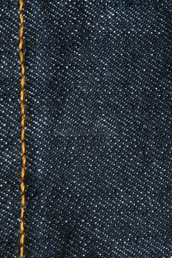 布料斜纹布 库存照片