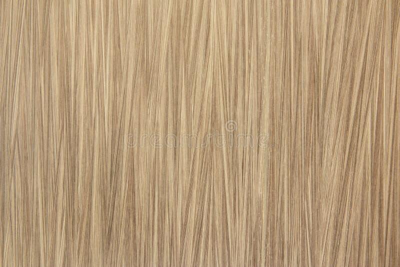 布朗光木纹理有设计和装饰的,难看的东西木表面自然样式背景 库存照片