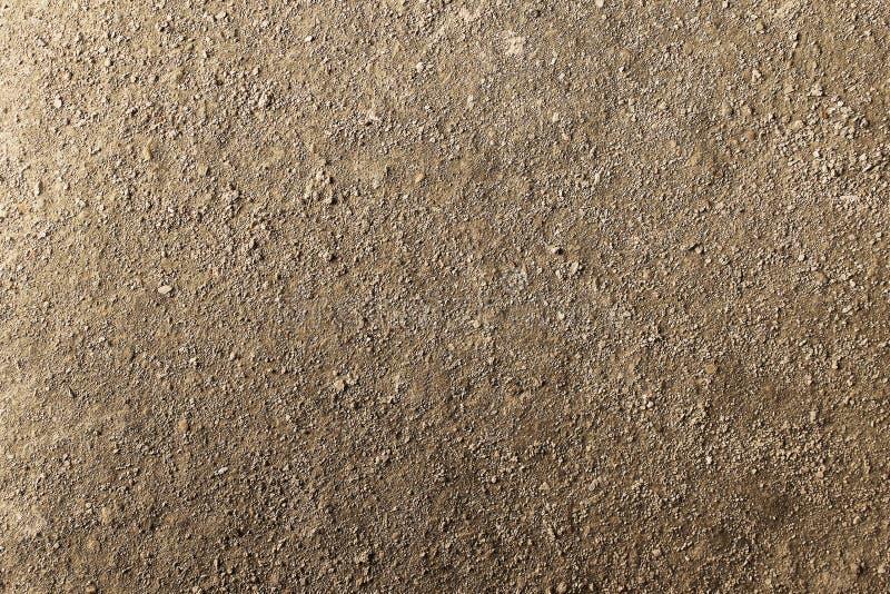 布朗土壤地板,表面背景地板 库存照片