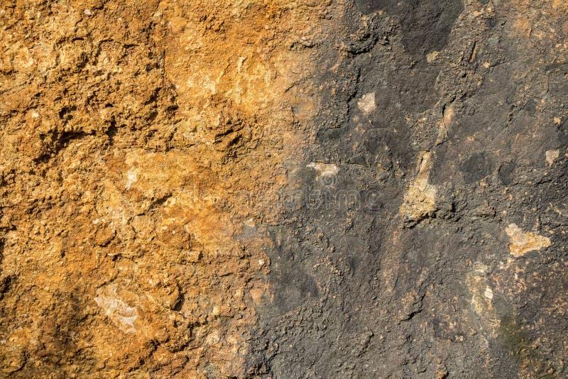布朗土壤纹理 库存图片