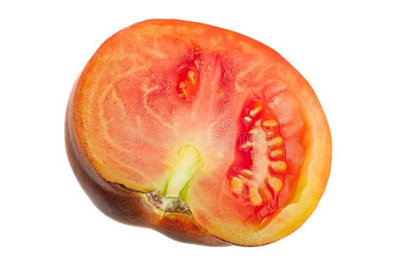 布朗大蕃茄 库存图片