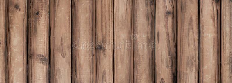 布朗宽板条,木背景 图库摄影