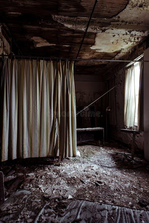 布朗斯维尔综合医院-布朗斯维尔,宾夕法尼亚 免版税图库摄影
