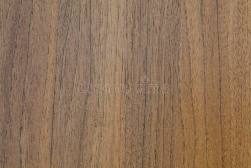 布朗木地板纹理和背景 库存图片