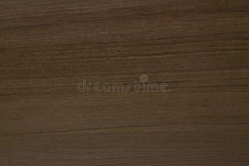 布朗木头地板 免版税库存图片
