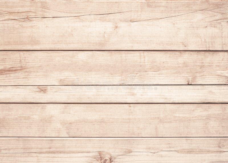 布朗木板条、墙壁、桌、天花板或者地板表面 木纹理 库存照片