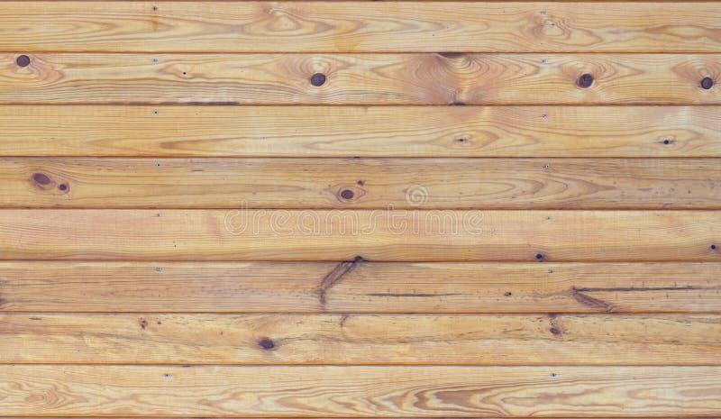 布朗木板条墙壁纹理背景 库存图片