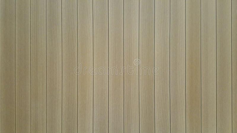 布朗木纹理、木板条墙壁、背景和纹理 免版税库存图片