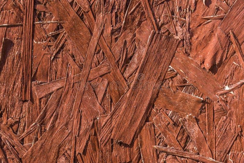 布朗木纹理背景照片 库存照片