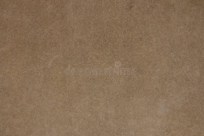 布朗混凝土墙纹理 背景几何老装饰品纸张葡萄酒 免版税库存图片