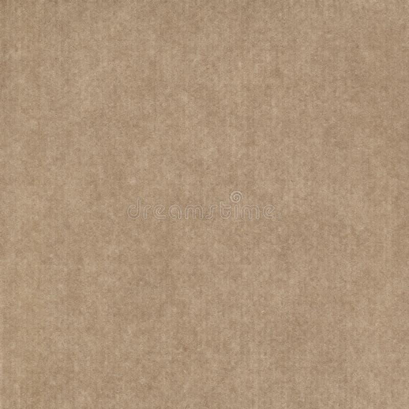 布朗牛皮纸 库存照片