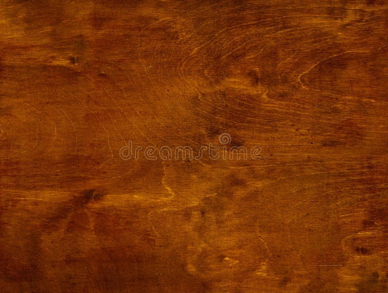 布朗自然木背景 库存照片