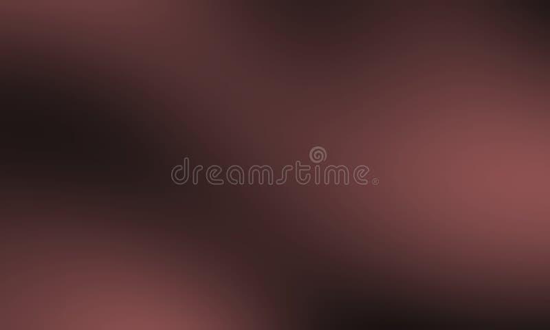 布朗迷离摘要背景传染媒介设计,五颜六色的被弄脏的被遮蔽的背景,生动的颜色传染媒介例证 皇族释放例证