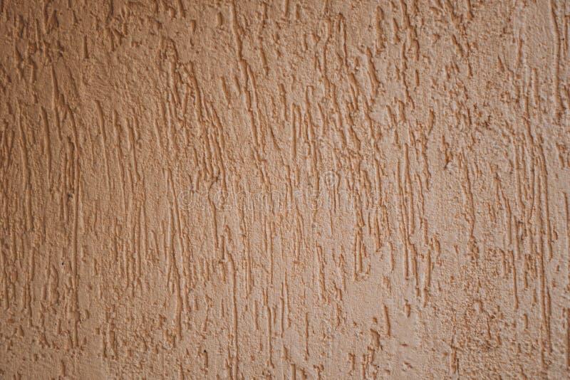布朗铁背景纹理摘要生锈的墙壁 图库摄影