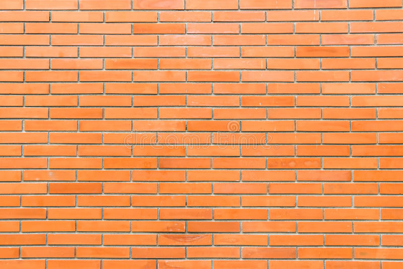 布朗难看的东西砖墙纹理背景 库存照片