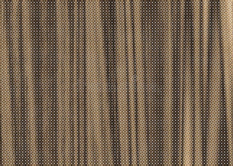 布朗难看的东西纹理织法背景 库存例证