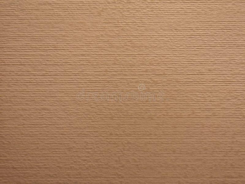 布朗颜色瓷砖毛面纹理墙壁材料背景 免版税库存图片