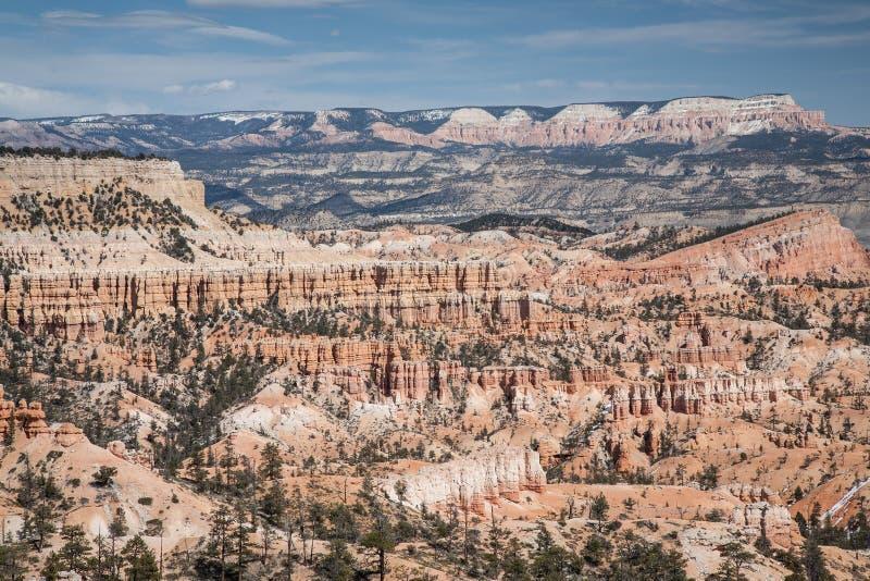 布莱斯峡谷国家公园,犹他,美国, 2015年 免版税图库摄影