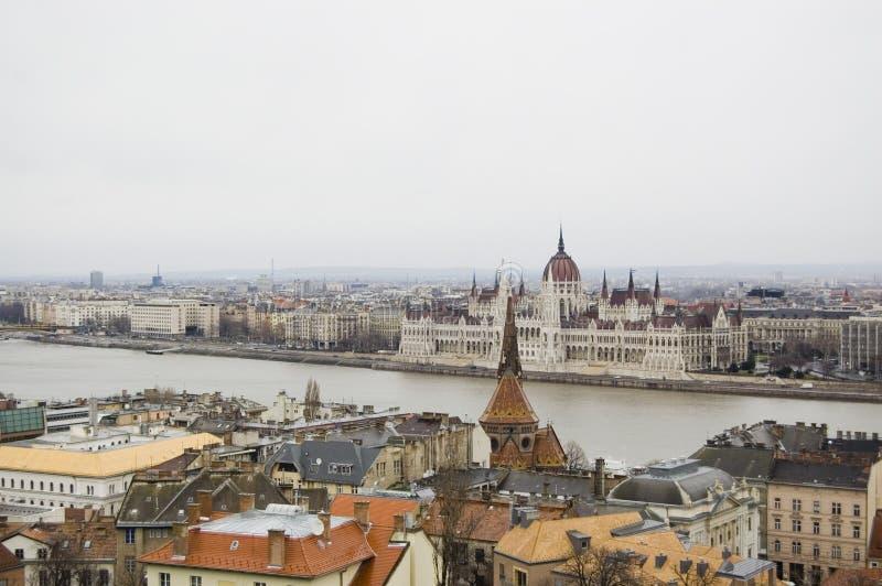 布达佩斯匈牙利 免版税库存图片