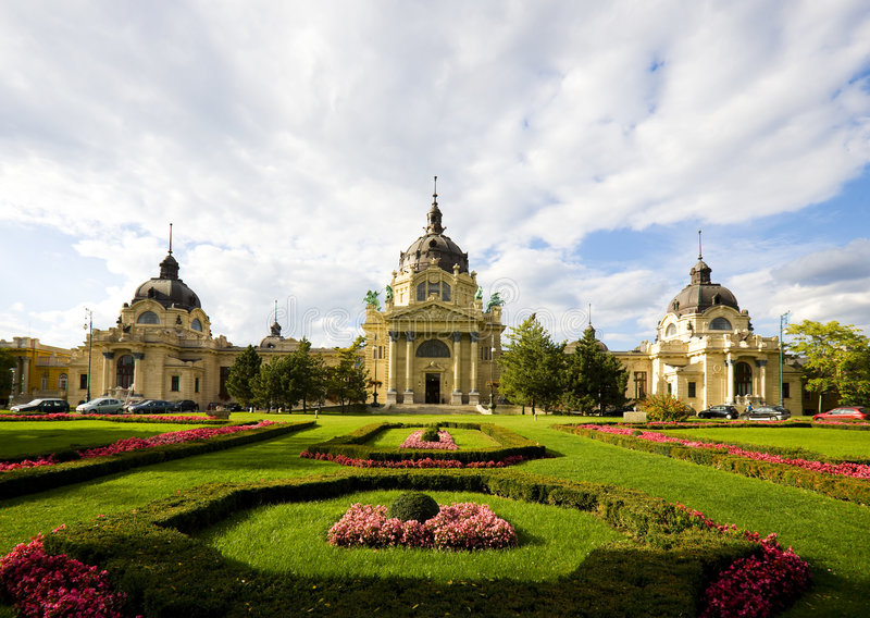 布达佩斯覆盖s 免版税图库摄影