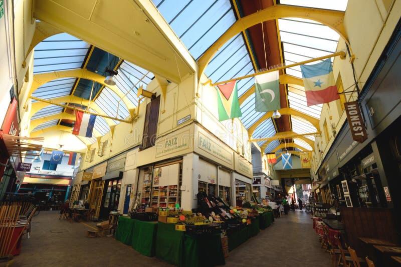 布里克斯顿市场 库存照片